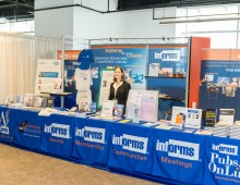 INFORMS Booth