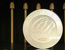 Edelman Medallion Stage Prop